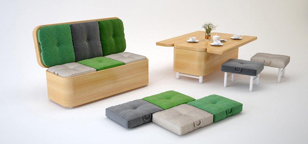 Muebles divertidos para la casa | Vivados
