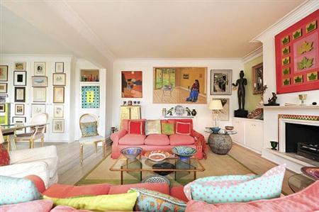 Salones de todas las formas y colores para el 2015 vivados - Cosa de casa decoracion ...
