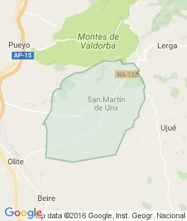 San Martin de Unx