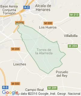 Torres de la Alameda