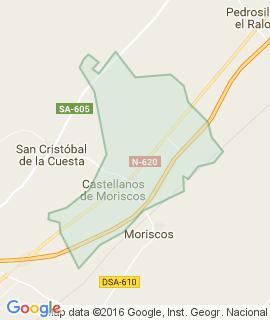 Castellanos de Moriscos