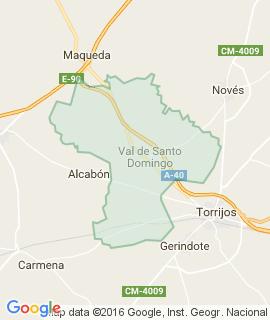 Santo Domingo-Caudilla