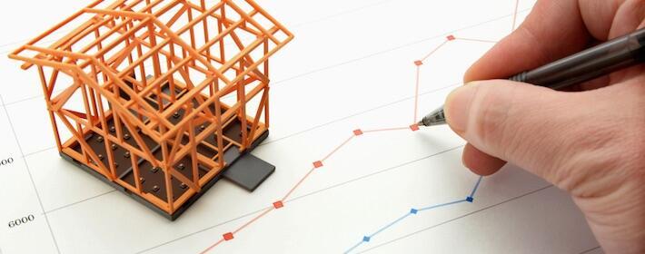 Menor caída del precio  la vivienda desde comienzos de la crisis