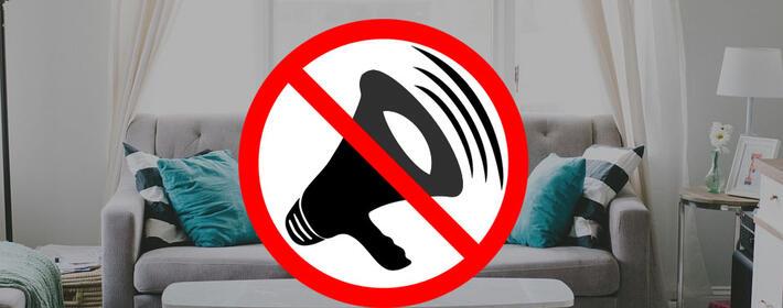 Así puedes aislar tu vivienda del ruido