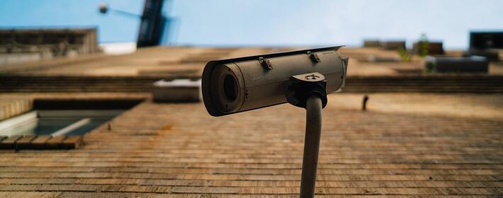 El uso de cámaras de vigilancia en las comunidades de vecinos