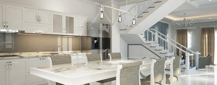 Decoración de interiores 2019: estilos y diseños