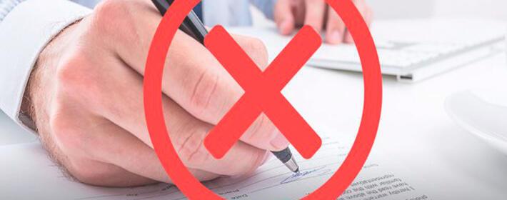 Contratos de alquiler: Cláusulas nulas