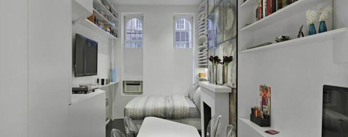 Los mini pisos con menos de 30 metros cuadrados  supone un 1% de la oferta del alquiler