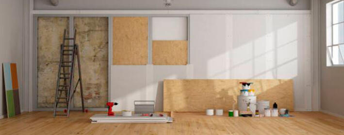 Transformación de un local en vivienda