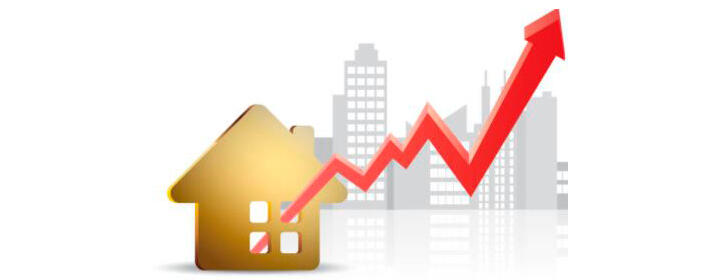 Subida del precio de la vivienda