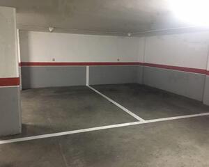 Garaje en Centro, La Asomada Castellón de la Plana