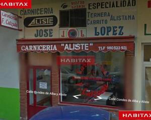 Local comercial en Victor Gallego, Zamora