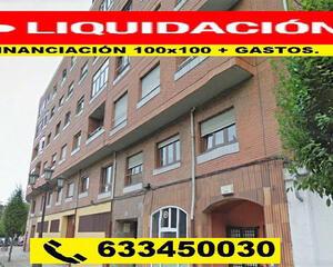 Piso con garaje en Ciudad Naranco, Oviedo