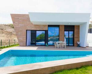 Villa en Cala de Finestrat, Cala de Villajoyosa, Playa De Poniente Benidorm