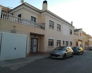 Bungalow con garaje en Benferri