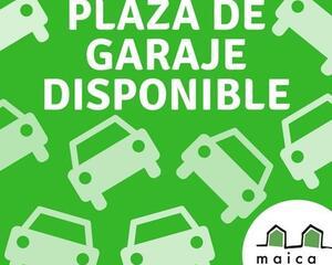 Plaza de aparcamiento  en Florida, Vigo
