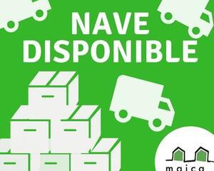 Nave Industrial en Valladares, Vigo