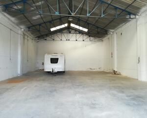 Nave Industrial de 1 habitación en Cábilas, La Roda
