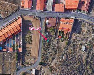 Solar en Icerse, Candelaria