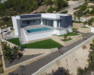 Villa con piscina en Jávea
