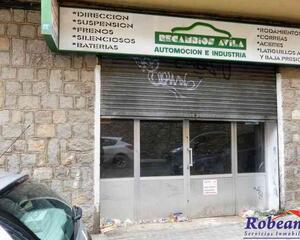 Local comercial de 1 habitación en Avda. de Portugal, Centro Avila