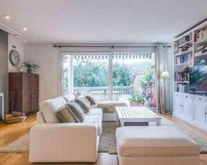 Adosado de 5 habitaciones en Berio, Aiete Donostia