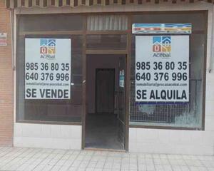 Local comercial en Bibio, Centro Gijón