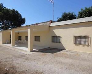 Finca de 4 habitaciones en Campo, Aspe