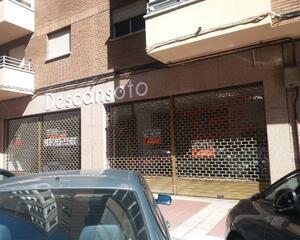 Local comercial de 1 habitación en Rondilla, Valladolid