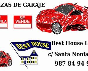 Garaje en Centro, León