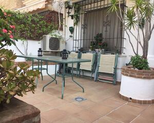Casa pareada con terraza en Teatinos, Málaga