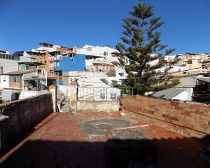 Chalet con terraza en Ciudad Jardín, Málaga