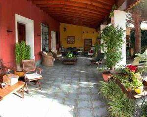 Chalet con jardin en Beniajan
