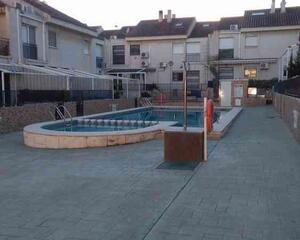 Dúplex de 3 habitaciones en Los Rectores, Espinardo