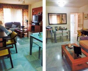 Piso de 3 habitaciones en Trinidad, Centro Málaga