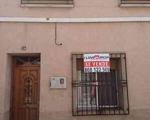 Casa en La Ñora, La Albatalia, Norte Murcia