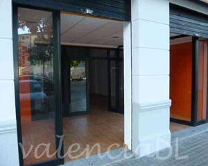 Local comercial en Quatre Carreres - Malilla, Ciutat Vella Valencia