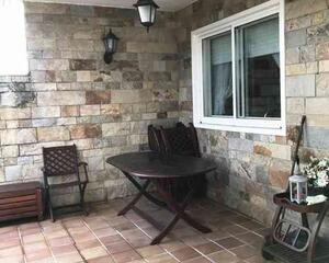 Casa con chimenea en Los Álamos, Culleredo