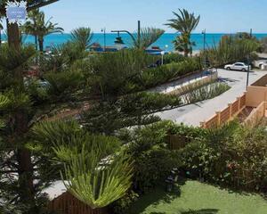 Piso con jardin en Guadalmar, Churriana Málaga