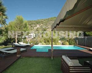 Casa con jardin en Montgavina, Levantina Sitges