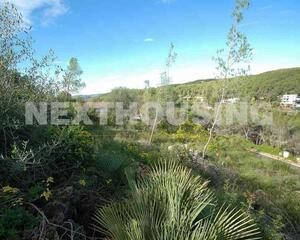 Terreno en Mas Alba, Sitges