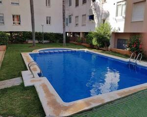 Apartamento con piscina en Puerto, Les Marines Denia