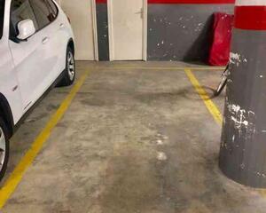 Garaje en Centre, Sitges