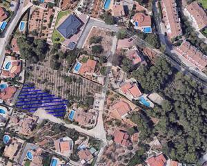 Parcela en Montgó - Les Planes, Denia