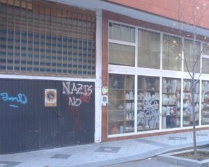 Nave Industrial en Centro, Valladolid