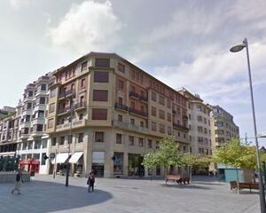 Piso de 2 habitaciones en Primer Ensanche, Pamplona
