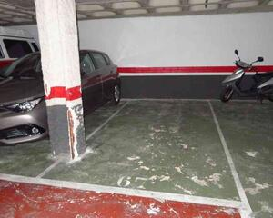 Garaje en Sant Antoni, Eixample Barcelona