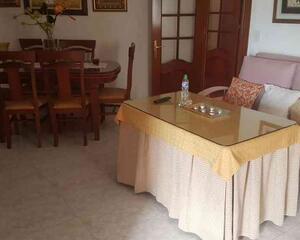 Piso de 3 habitaciones en Vialia, Centro Málaga