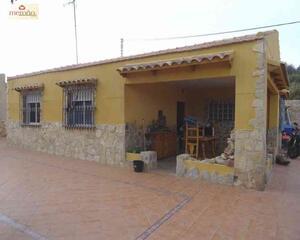 Casa rural en Partida de Carrus, Ciudad de Asis, Benalua Elche