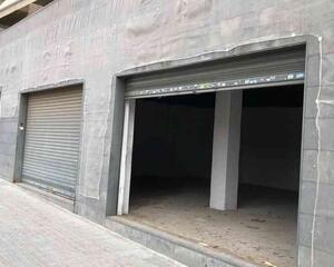 Local comercial en Castellarnau, La Concòrdia Sabadell